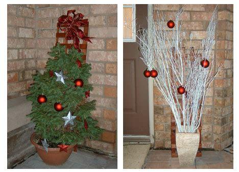 hgtv christmas decorating outside photograph modern outdoo