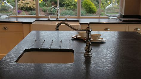 create a unique look for your granite countertops with a