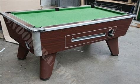 second hand table ls 7ft supreme reconditioned pool table snookerandpool co uk