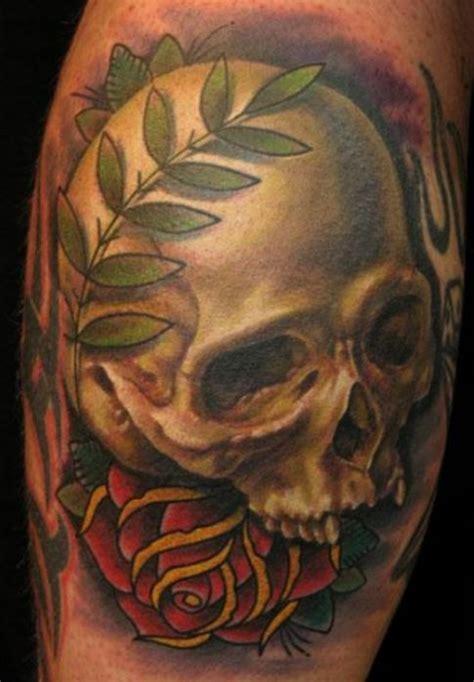 realistic skull tattoo design skull tattoos pinterest tattoo designs  tattoo