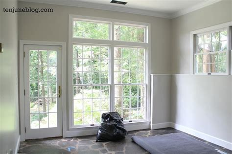 paint color behr s mineral living room