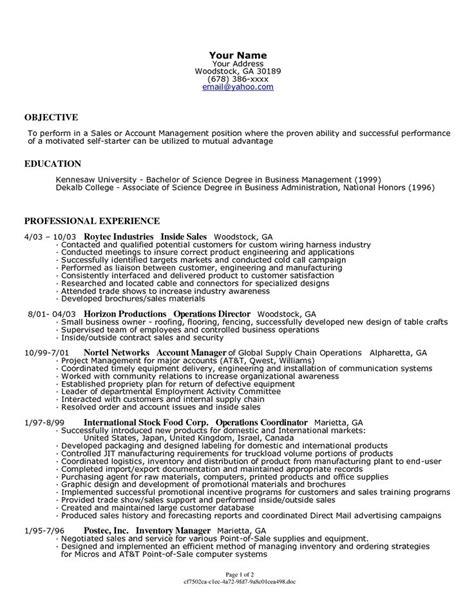 business owner resume sample resume template
