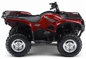 Yamaha Grizzly 700  U201908