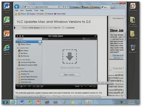 onlive desktop  ipad adds    adobe reader