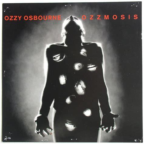 Ozzy Osbourne / Ozzmosis promotional flat 1995 Sony/Epic