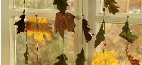 Herbst Baum Fenster by Herbstdeko Basteln 28 Inspirierende Ideen Archzine Net