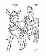 Donkey Coloring Pages Printable Sheets Activity Coloring2print sketch template