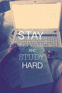 Motivational Quotes For Studying Hard. QuotesGram