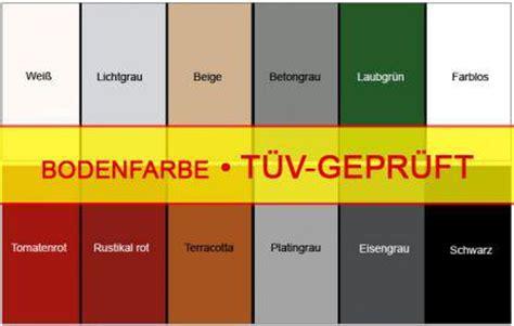 6, 50eurl  Bodenfarbe TÜvgeprÜft Betonfarbe Boden Beton