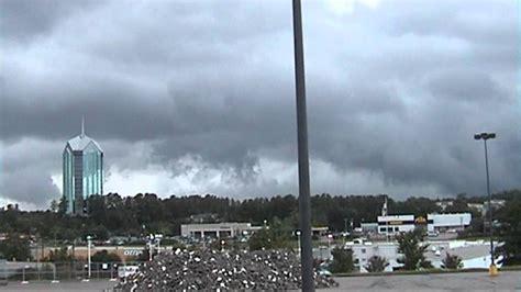 tornado  durhamnorth carolina youtube