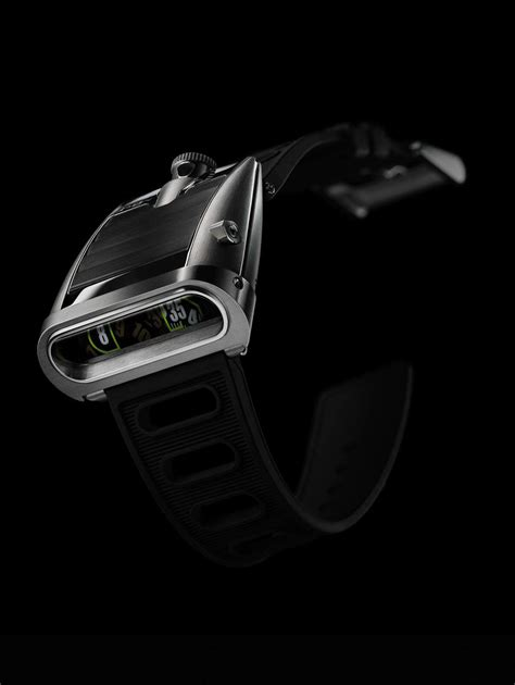 "MB&F Horological Machine 5 ""On The Road Again"" Watch"