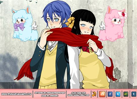 anime couples valentine s day manga creator valentine s day special by rinmaru on