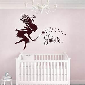 stickers fee 2 With chambre bébé design avec livraison fleurs en martinique