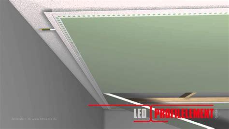 led profil decke snl montage inkl led einbau aktualisierte version 09 dez 2013