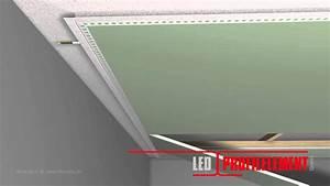Led Deckenleuchte Einbau : snl montage inkl led einbau aktualisierte version von 09 youtube ~ Buech-reservation.com Haus und Dekorationen