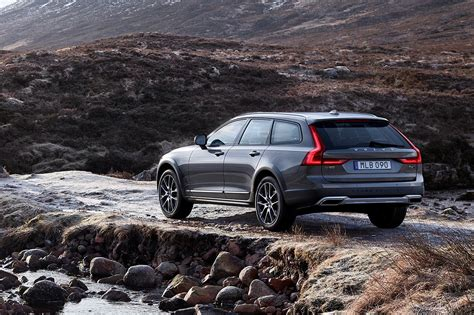 jacked premium volvo  cross country revealed car