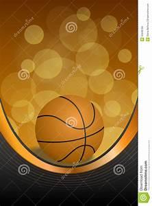 Background Abstract Orange Black Sport Basketball Ball ...