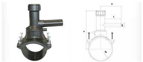 combining form for socket of a joint hdpe pipes and fittings polyethylene piping systems