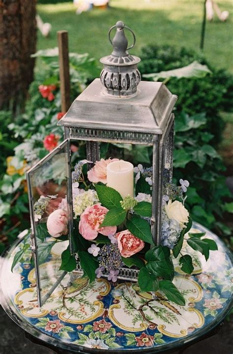48 Amazing Lantern Wedding Centerpiece Ideas Deer Pearl