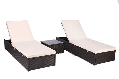 rattan chaise lounge outdoor affordable variety outdoor chaise lounge chair patio