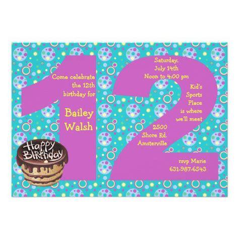 year  birthday invitations  girls