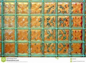 Brique De Verre Couleur : brique en verre mur en verre tranlucent photo stock image du d formation d corer 6688566 ~ Melissatoandfro.com Idées de Décoration