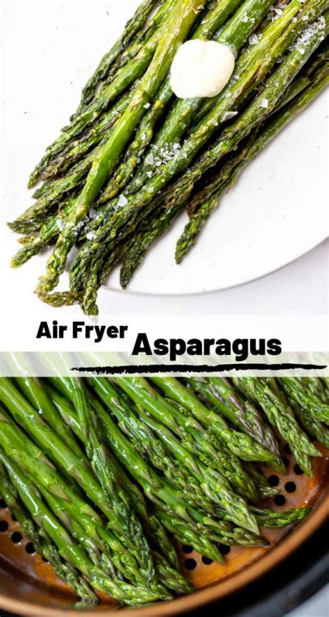 air asparagus fryer recipe keto recipes roasted airfryer fried