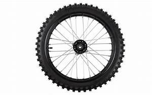 Dirt Bike Reifen : 1 x komplett vorderrad 17 zoll enduro cross dirt bike pit ~ Jslefanu.com Haus und Dekorationen