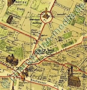 Plan B München : pharus pharus historischer stadtplan m nchen 1923 gro e ausgabe ~ Buech-reservation.com Haus und Dekorationen