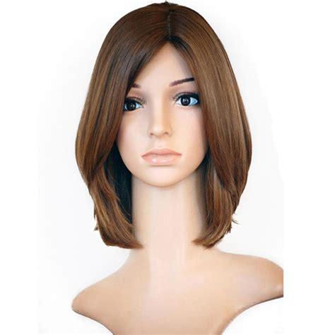 European Brown Hair by Color Brown European Hair Silky Silk Top