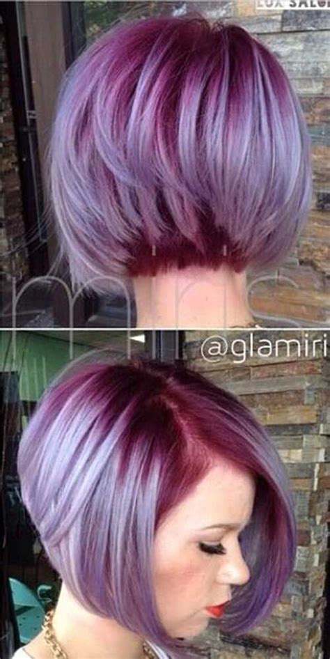 I'm reviewing my favorite hair dye brands crazy color and la riche directions, especially for pink, purple and blue colors! 30 Great Hair Color for Short Hair - Hairstyles For You ...