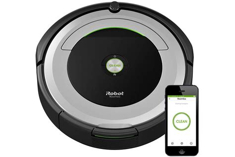 The Awesome Irobot Roomba 690 Is Down To Its Lowest Price