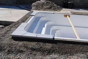 pose des margelles sur mesure en pierre reconstituee sur With pose de margelle piscine