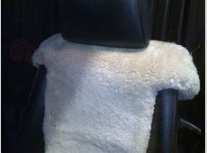 E30 Factory Sheepskin Seat Covers MINT