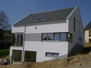 Einfamilienhaus Hanglage Planen : haus in odenthal g busch kurz vor fertigstellung varia kg ~ Lizthompson.info Haus und Dekorationen