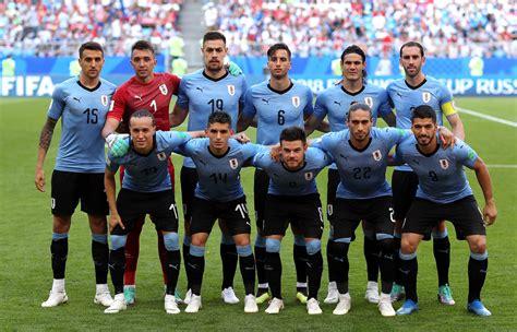 Fifa World Cup Russia Teams Uruguay