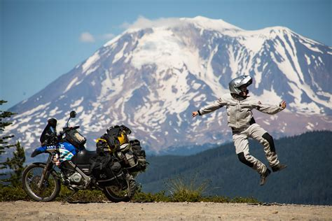 When People Askwhats It Like To Go On A Motorcycle Trip