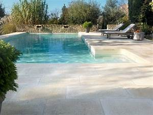 photo terrasse piscine tude conception cration pose de With beautiful comment poser des margelles de piscine 18 terrasse jardin pierre