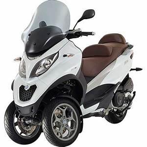 Scooter 3 Roues 125 : guide du scooter 3 roues ~ Medecine-chirurgie-esthetiques.com Avis de Voitures