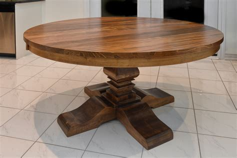 built  canada solid wood  table anne quinn solid