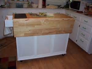 portable kitchen island with drop leaf trendy white portable island for small kitchen combined l shaped cabinet homes showcase
