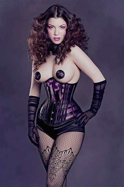 Morphed Babes Gt Sexy Tight Corset