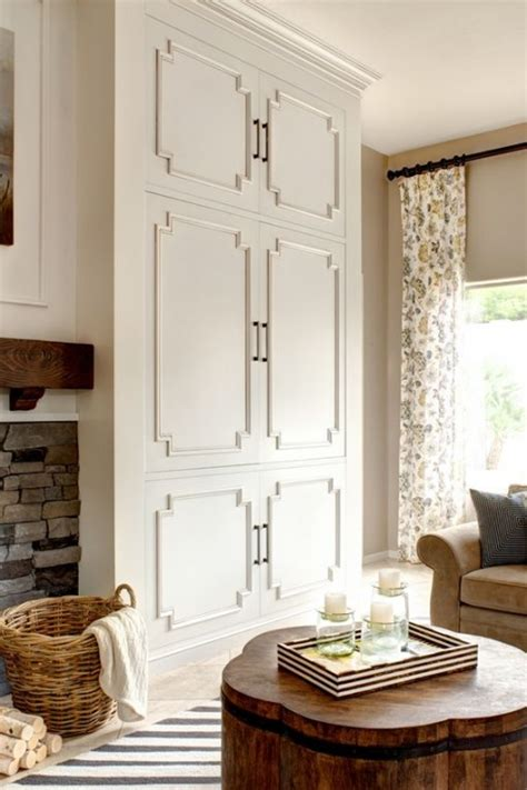 Molding Kitchen Cabinet Doors by Sally King Benedict 171 Covet Living