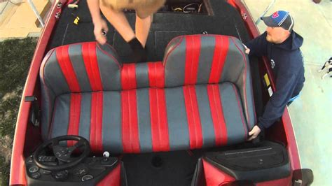Ranger Bass Boat Build by Ranger Bass Boat Replacement Seat Covers Velcromag