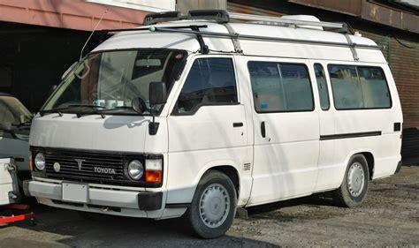 Modifikasi Hyundai H100 by Toyota Hiace