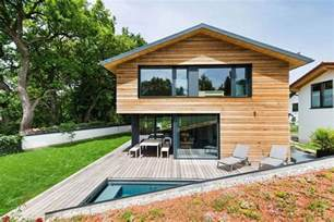 Top Photos Ideas For Wooden Houses Designs by Home In Oberhaching Modern Minimalism Encased In Warmth