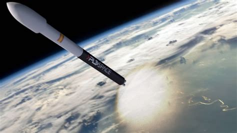 Space News Spanish Propulsion Startup Wants To Build Europe S First