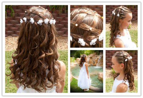 Easy Long Cutie Christmas Hairstyles