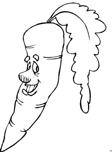 laechelnde karotte ausmalbild malvorlage blumen