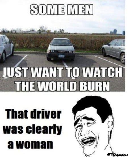 Funny Memes Women - funny meme woman driver jpg